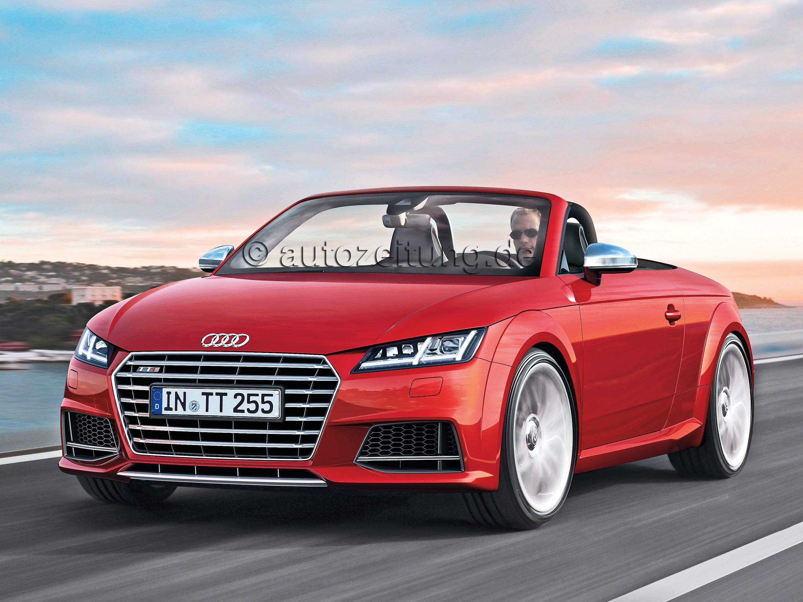 Audi Neuheiten 2014 Bis 2017 Neue Modelle Von A4 Und Q1