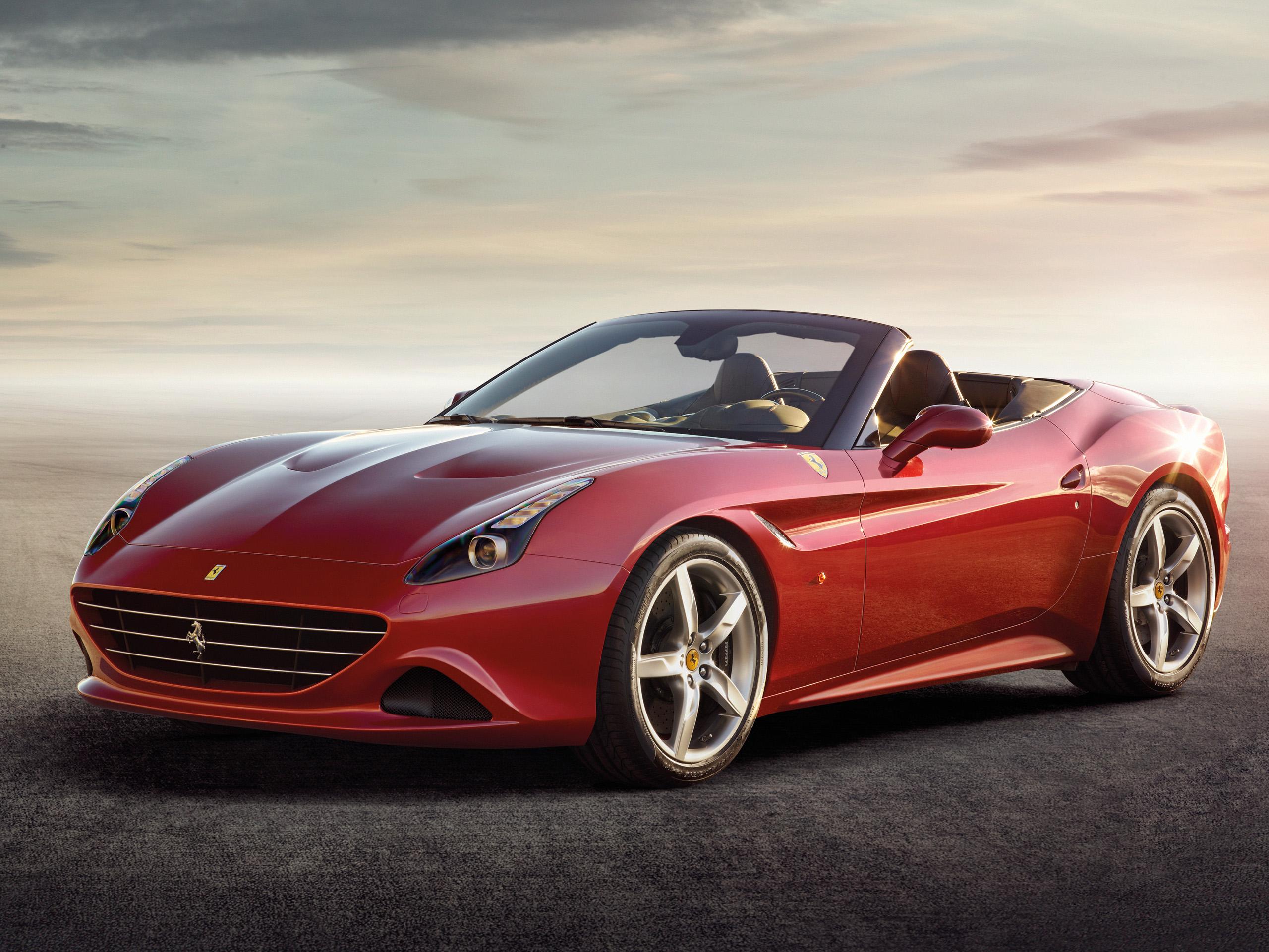 Ferrari California T 2014 Preis Für Facelift Verkündet