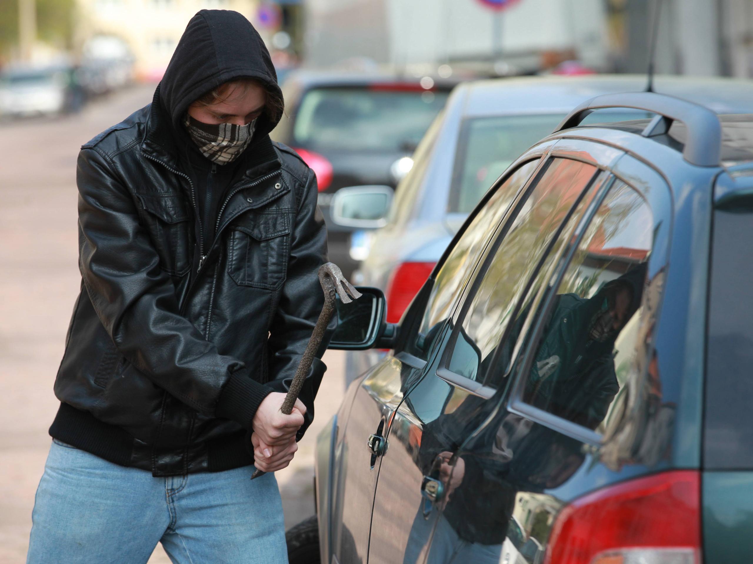 Auto-Diebstahl 2013: Statistik sieht Land Rover an der Spitze |