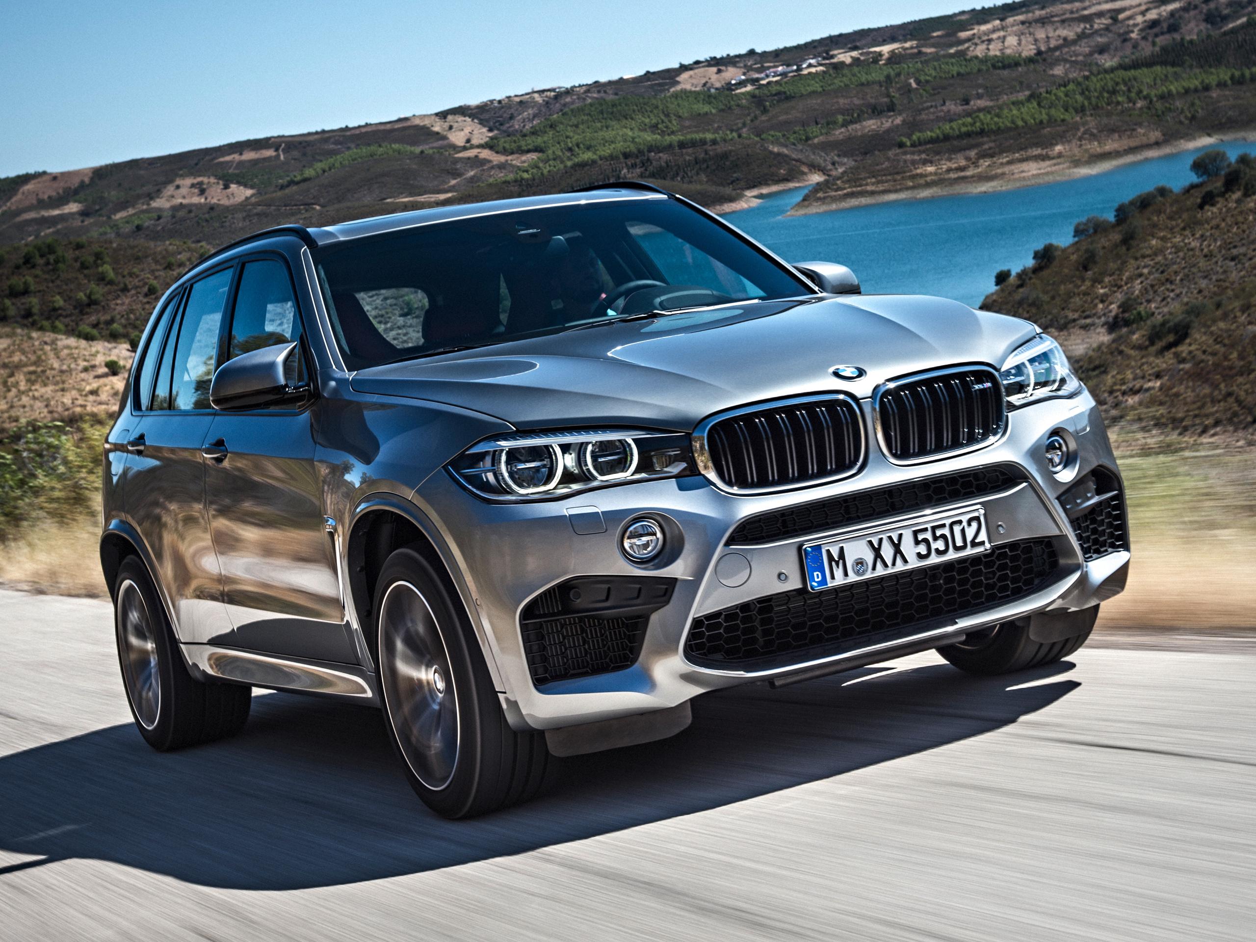 BMW X5 M 2015 Preis und Motor