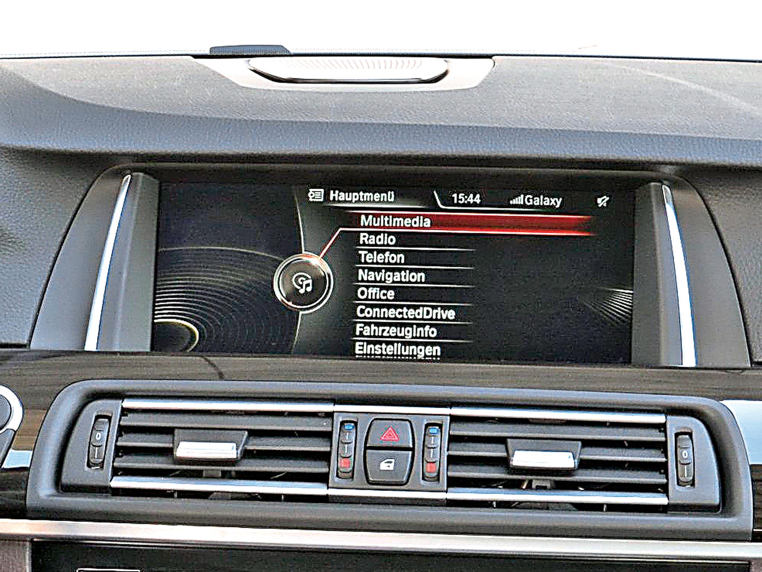 BMW 5er im Test 520d mit neuem Zweiliter Diesel