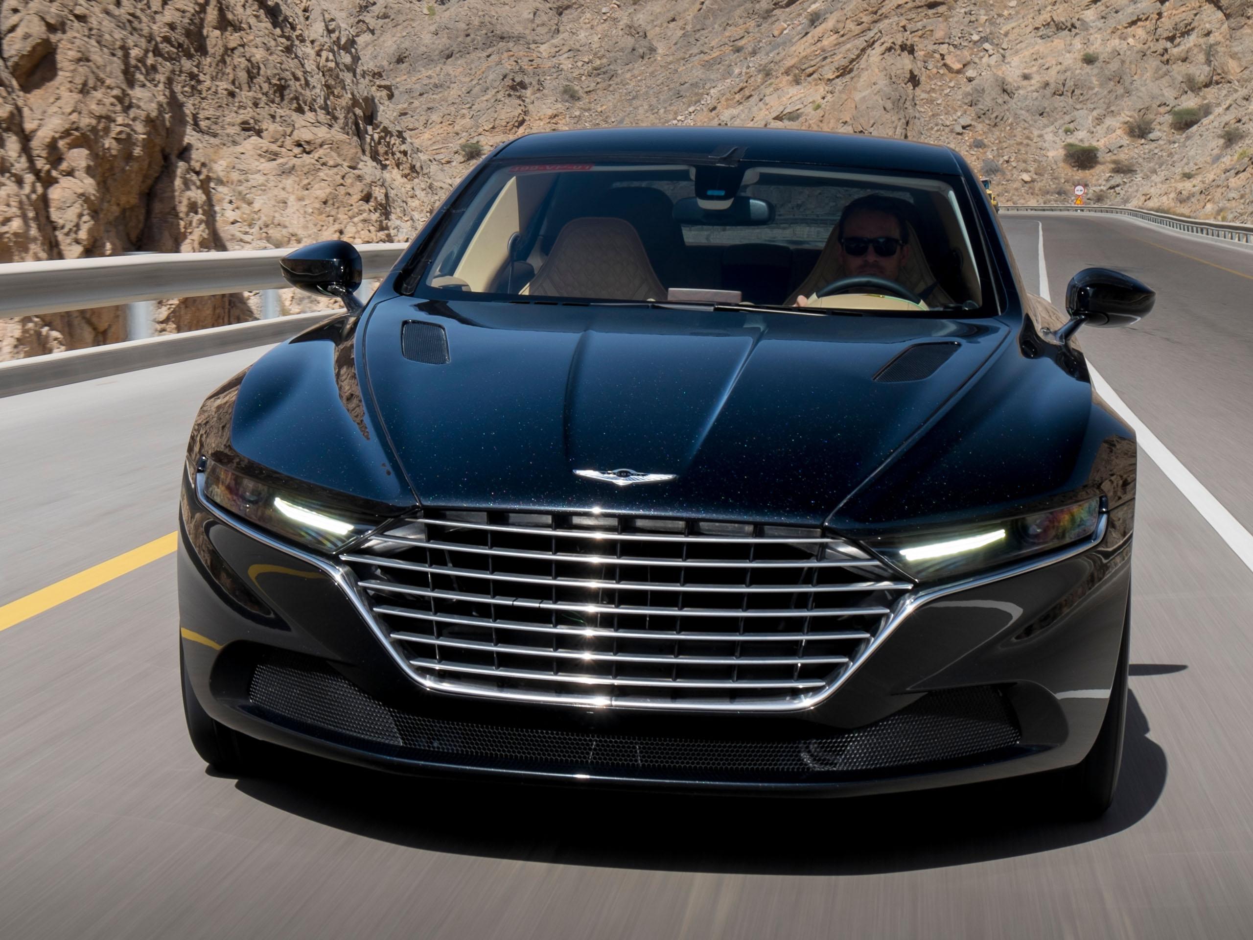 Aston Martin Lagonda Taraf 2015 Erste Informationen Autozeitung De
