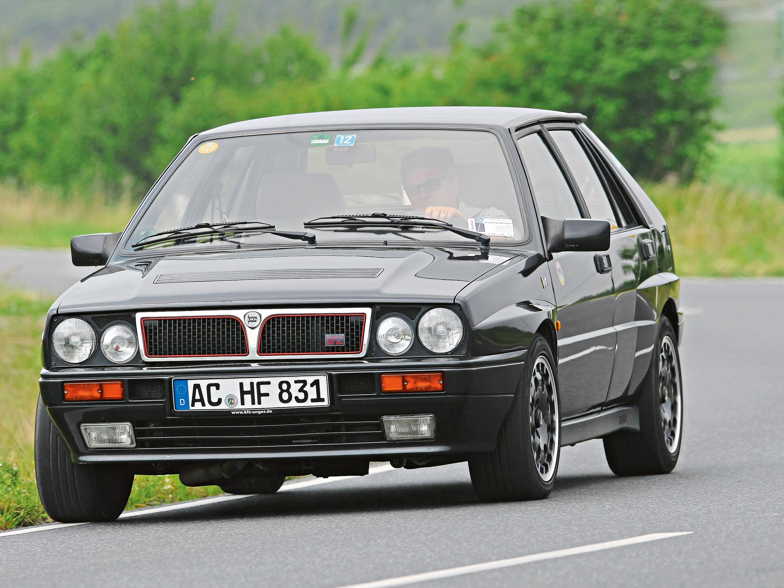 lancia delta hf integrale kaufberatung test. Black Bedroom Furniture Sets. Home Design Ideas