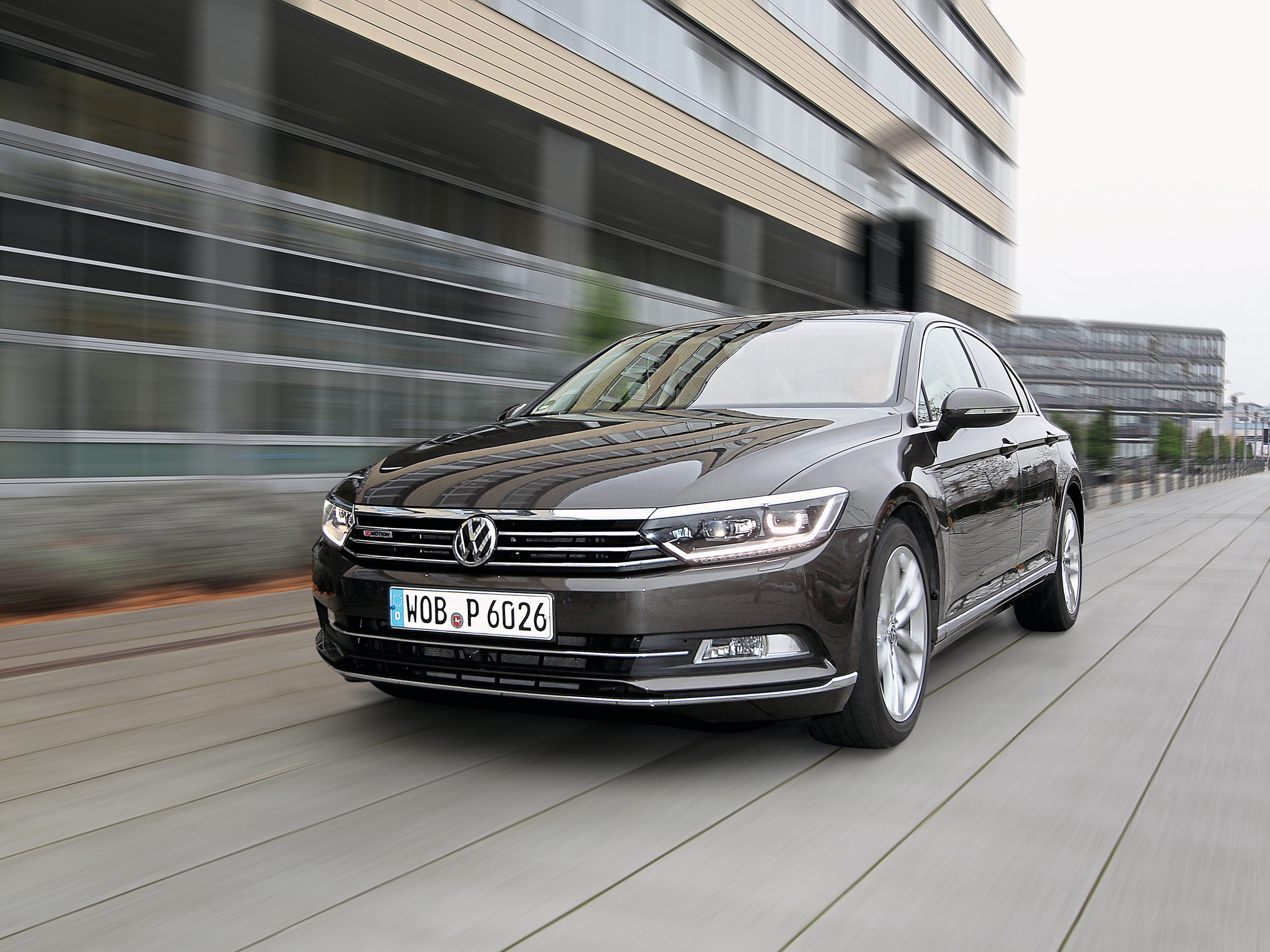 Mercedes Benz Van >> VW Passat 2.0 TDI (2015): Test | autozeitung.de