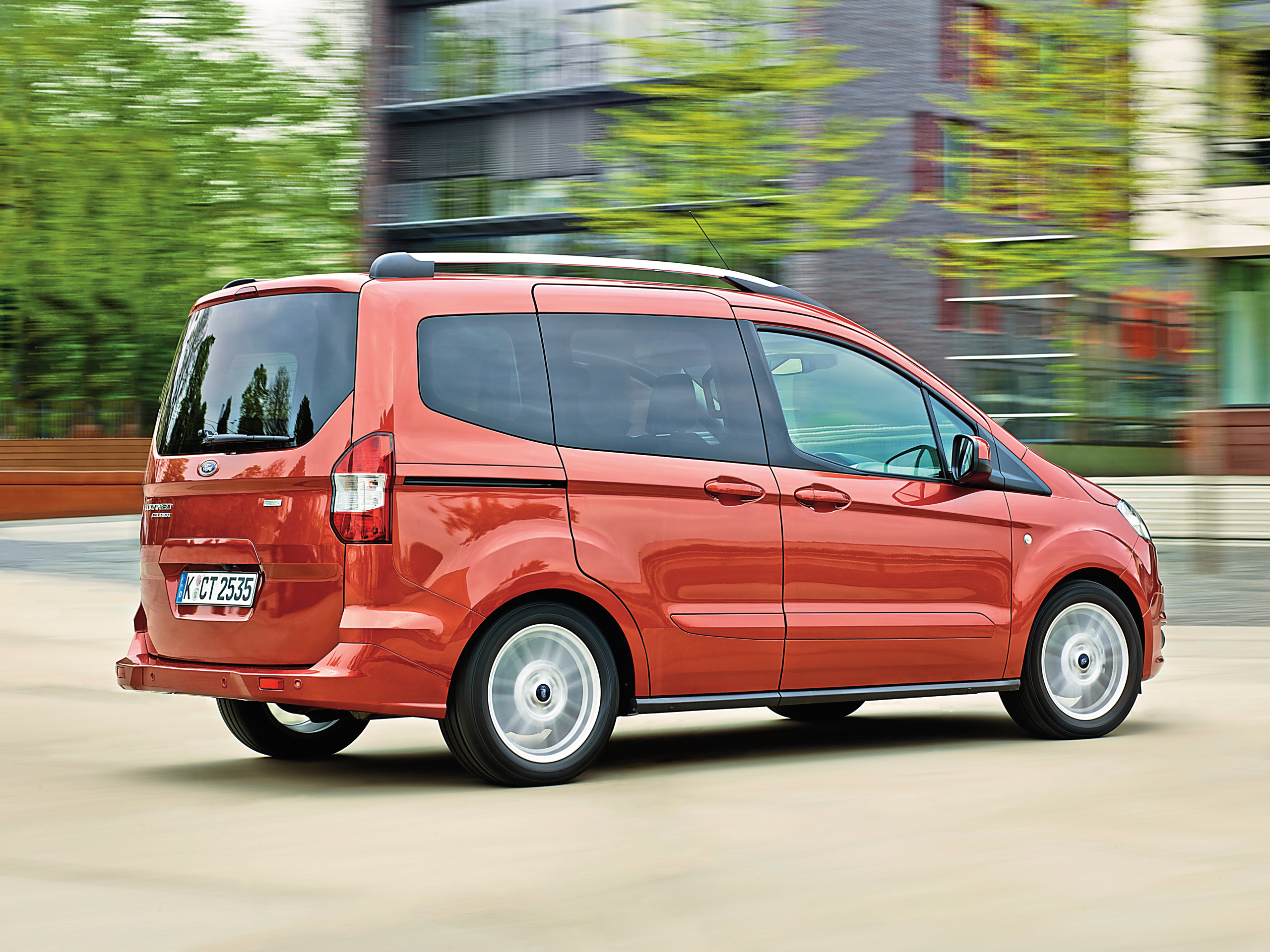 Ford Tourneo Connect Autozeitungde