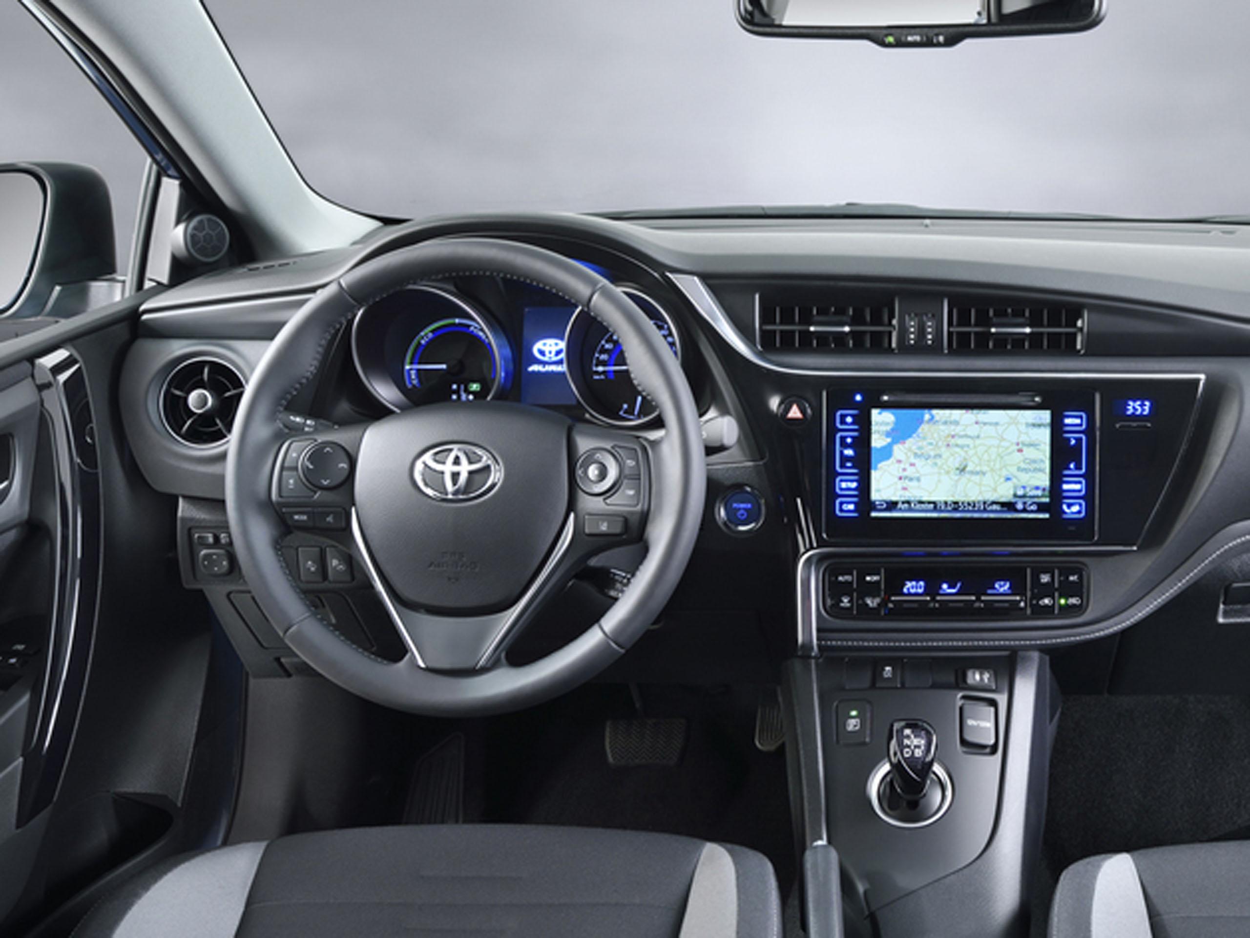 Toyota Auris Touring Hybrid 2017 Preis Update Autozeitung De