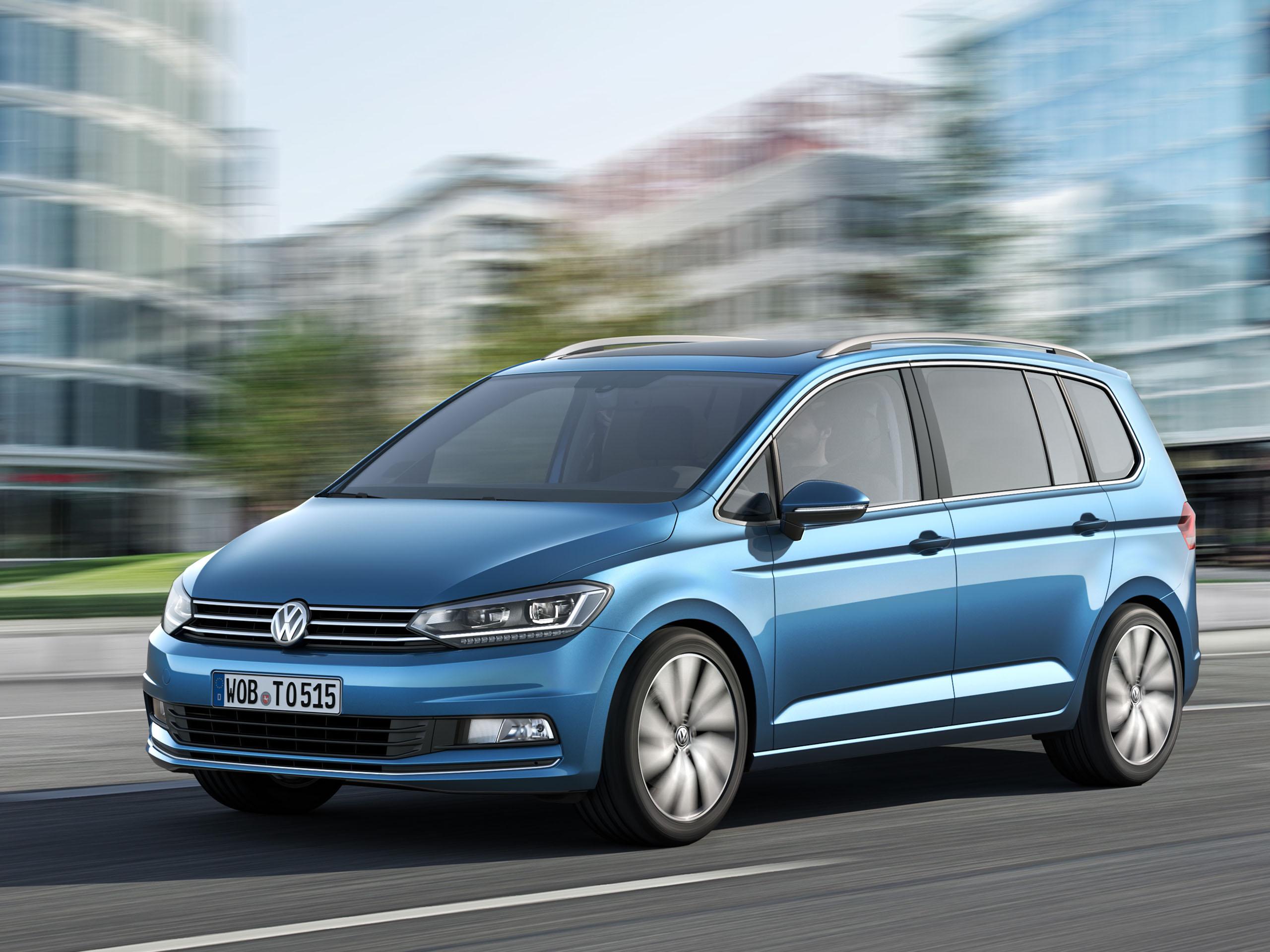 VW Touran | autozeitung.de