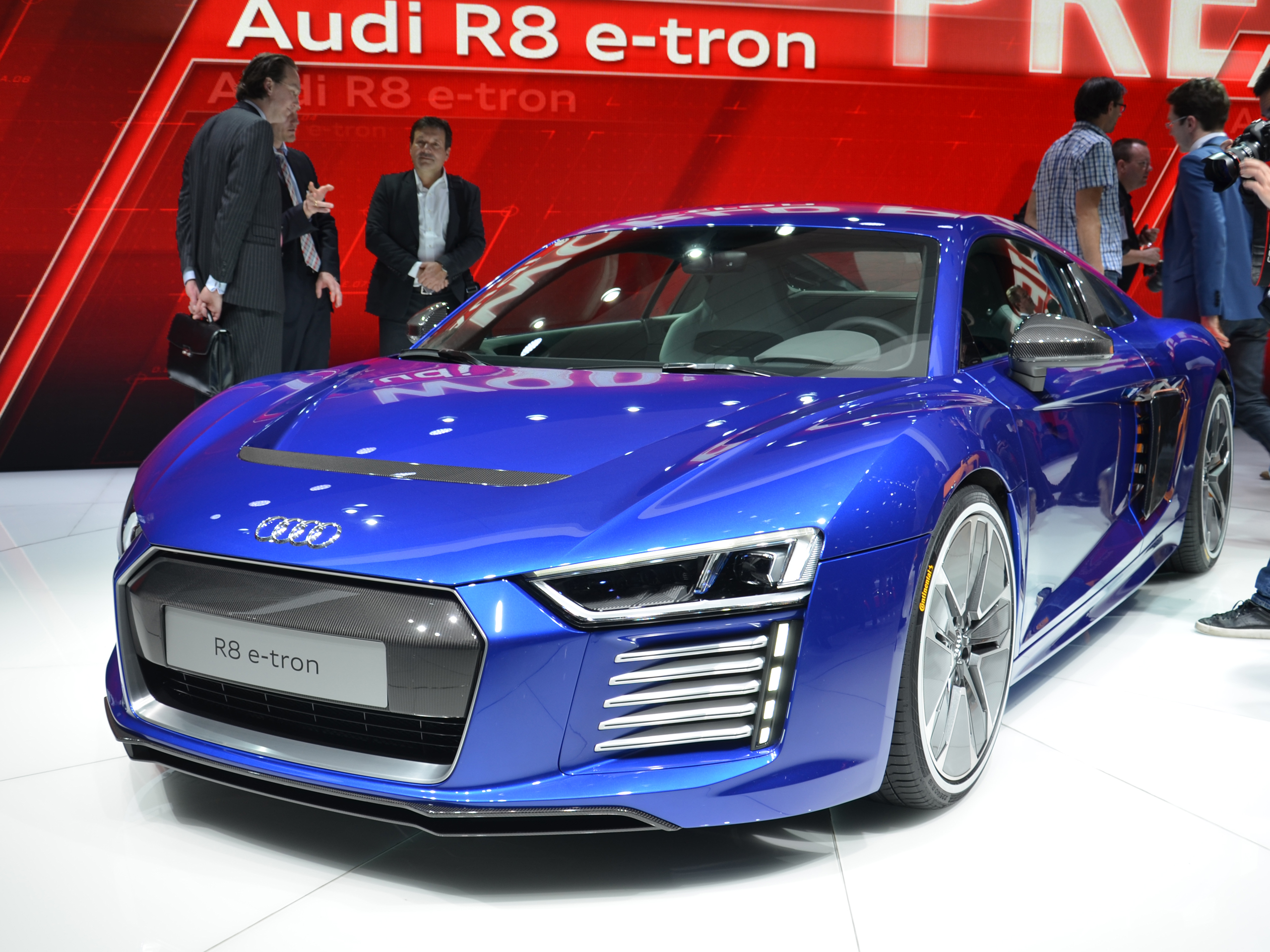 2020 Audi R8 E Tron Pricing