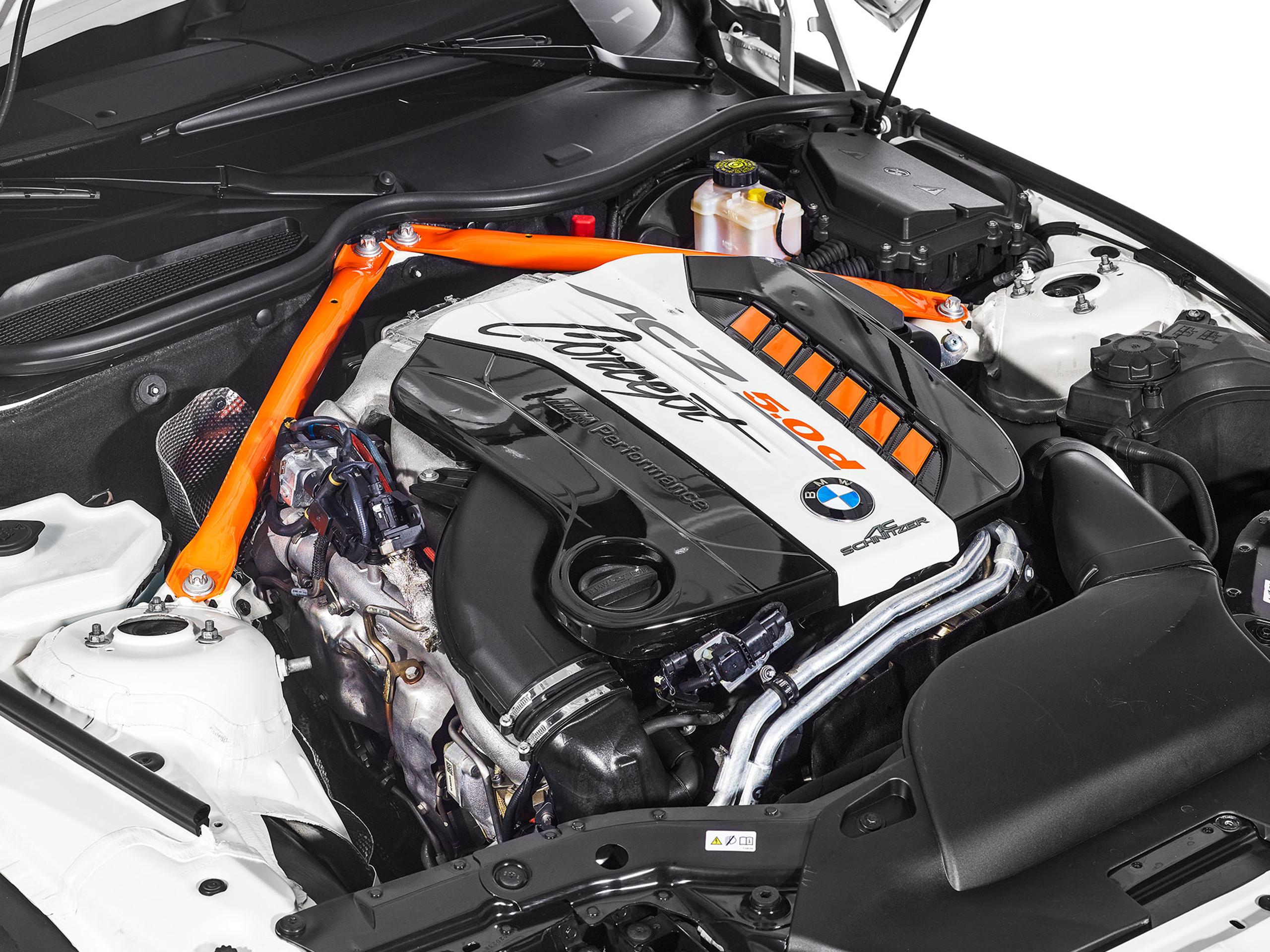 BMW Z4 von AC Schnitzer wird zum ACZ4 5 0d