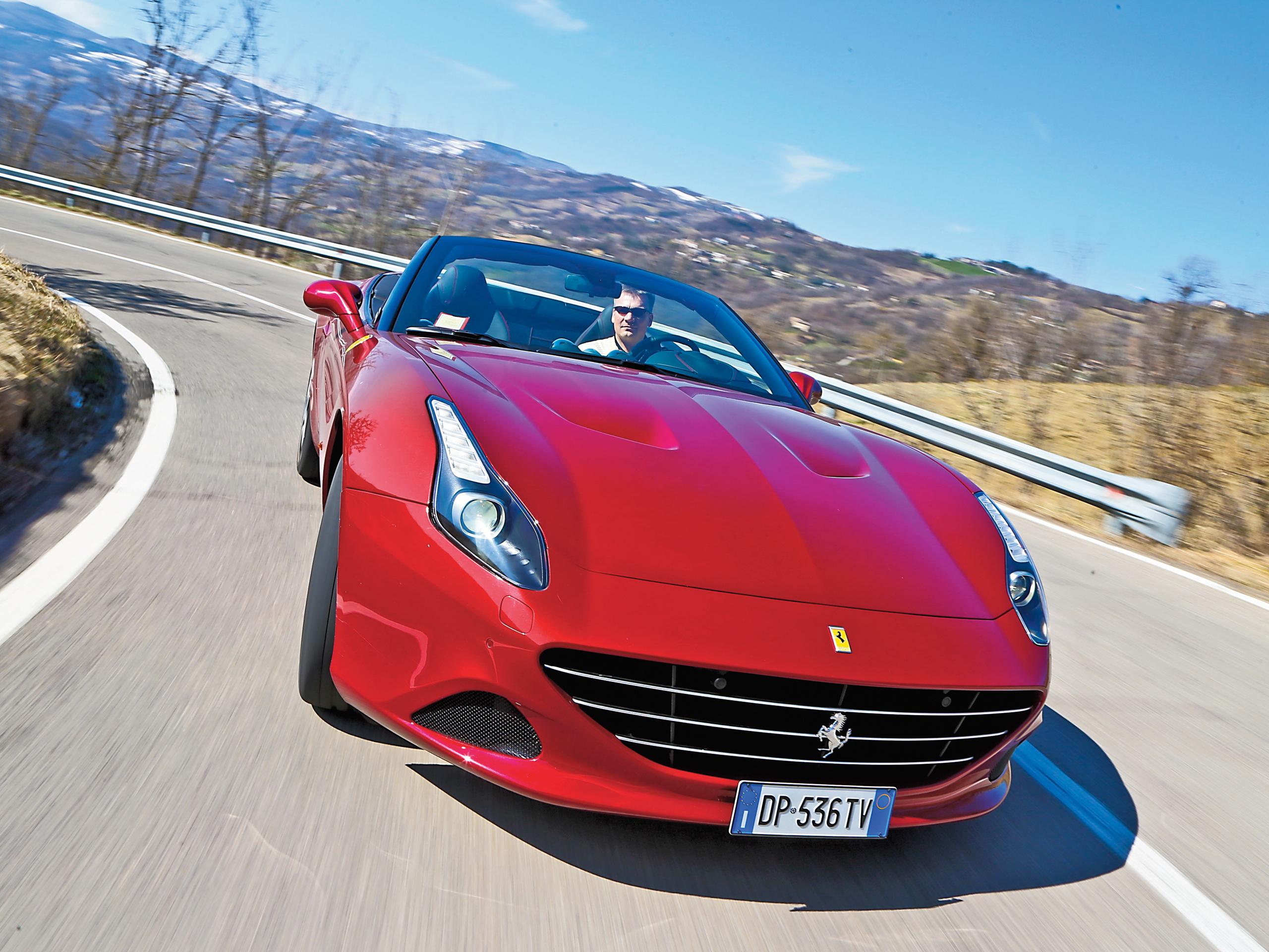 Ferrari California T Test Und Video Autozeitung De