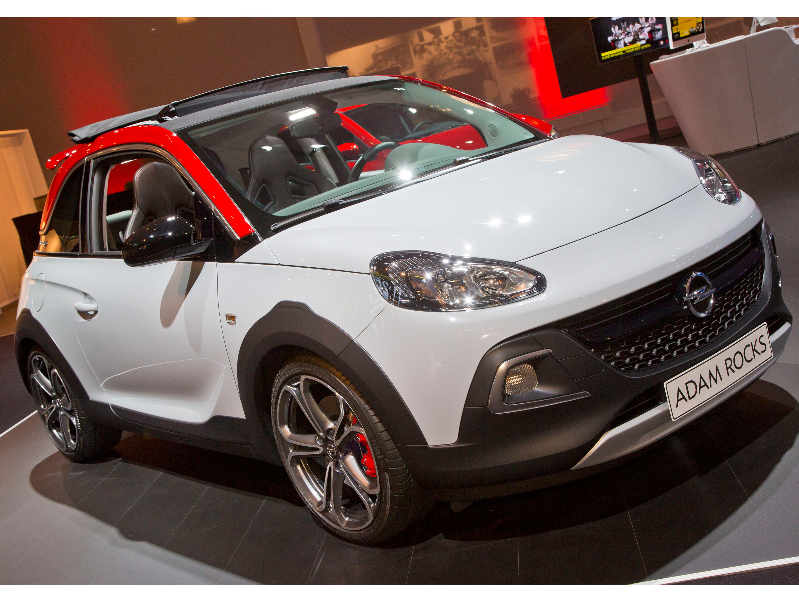 2020 Opel Adam Rocks Redesign