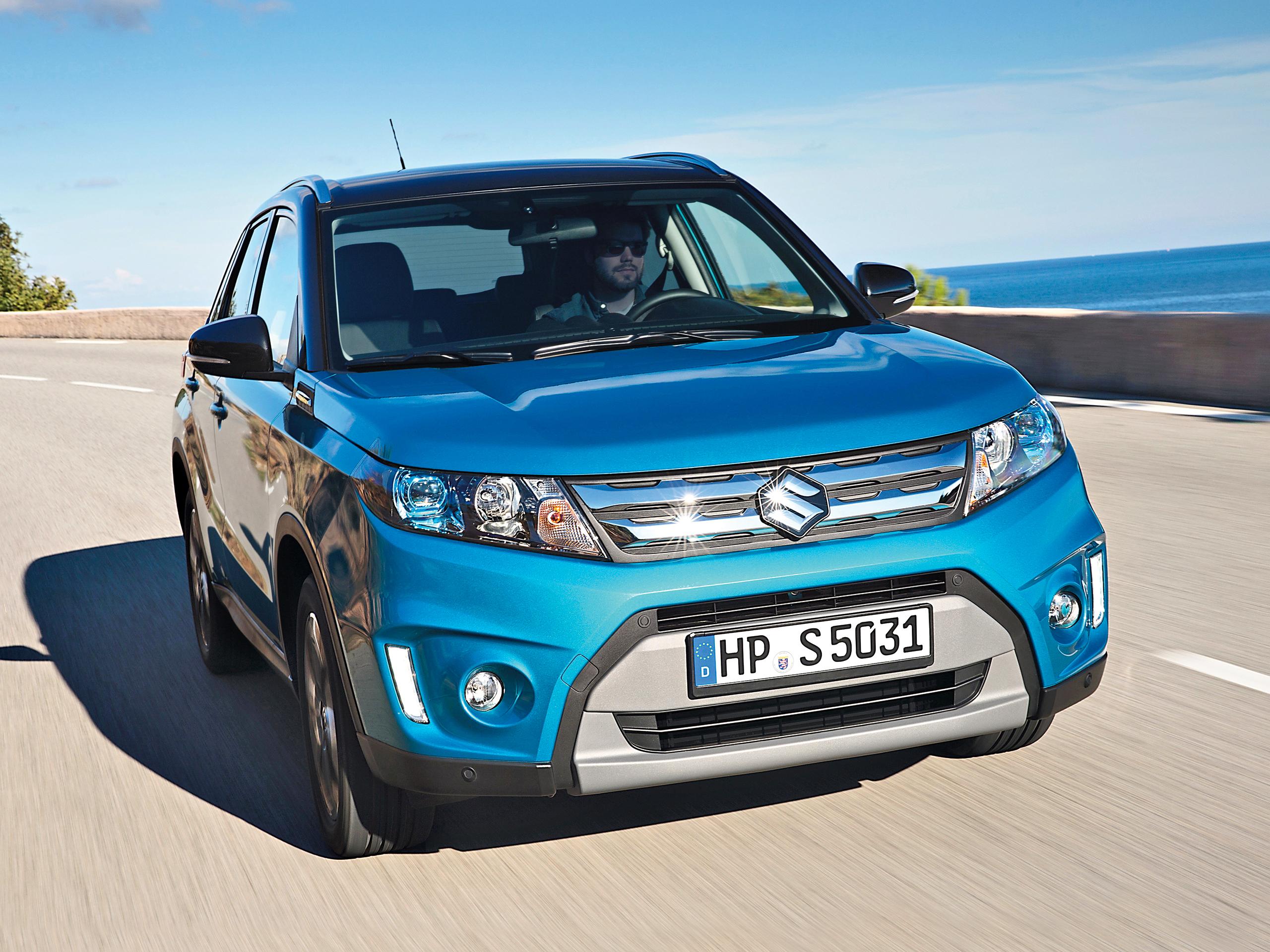 Test Suzuki Vitara 16 DDiS 4x4 SUV Allradantrieb Diesel Vierzylinder