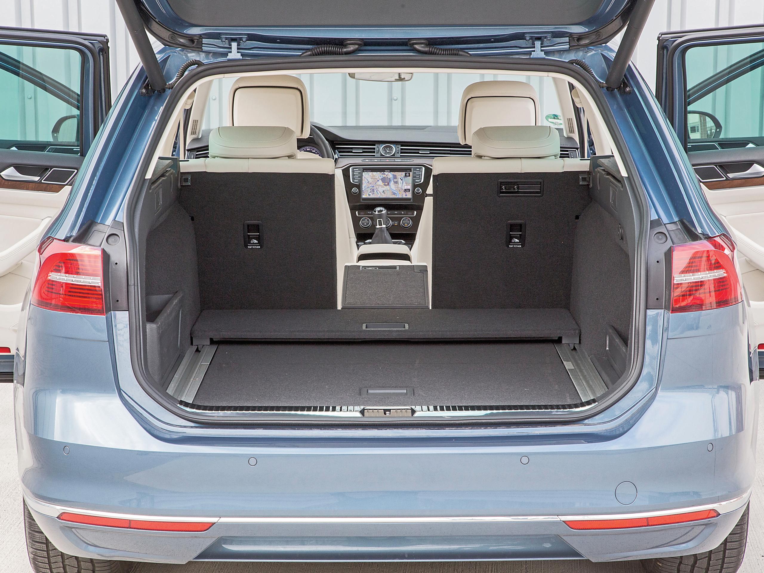 Audi A6 Avantvw Passat Variant Test Autozeitungde