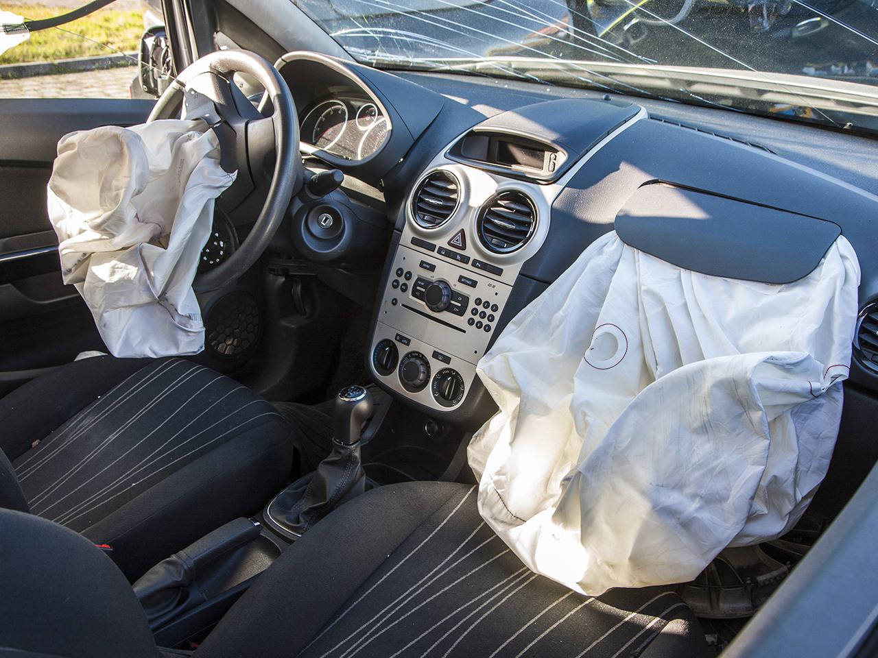 Airbags und kein Ende