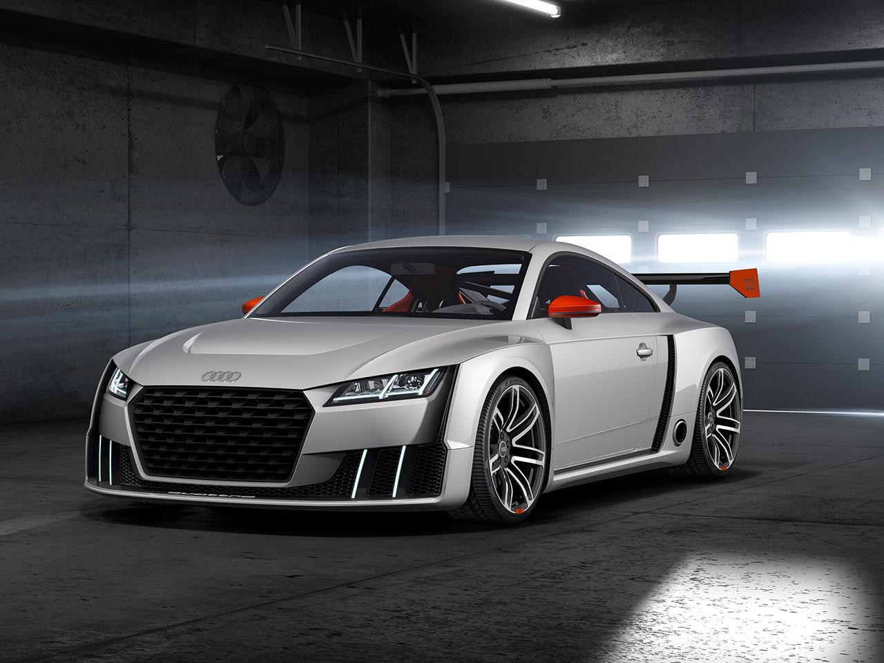 Audi Tt Clubsport Turbo Gti Treffen 2015 Autozeitungde