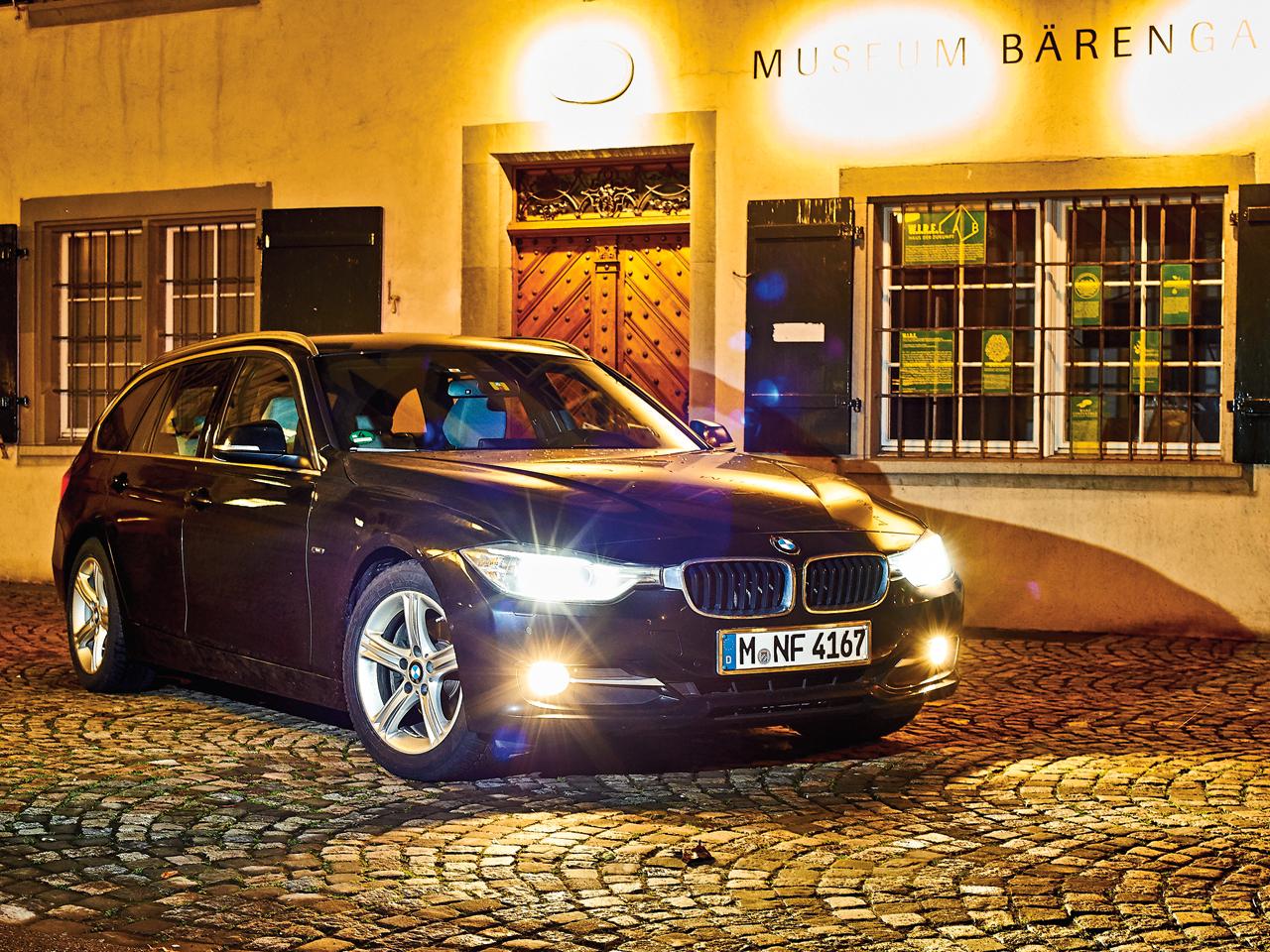 Bmw 3er 320d Touring Dauertest Autozeitungde