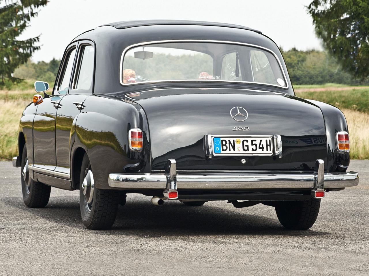 Mercedes ponton 180