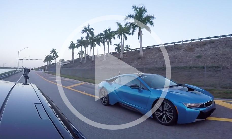 Duell der Öko-Autos