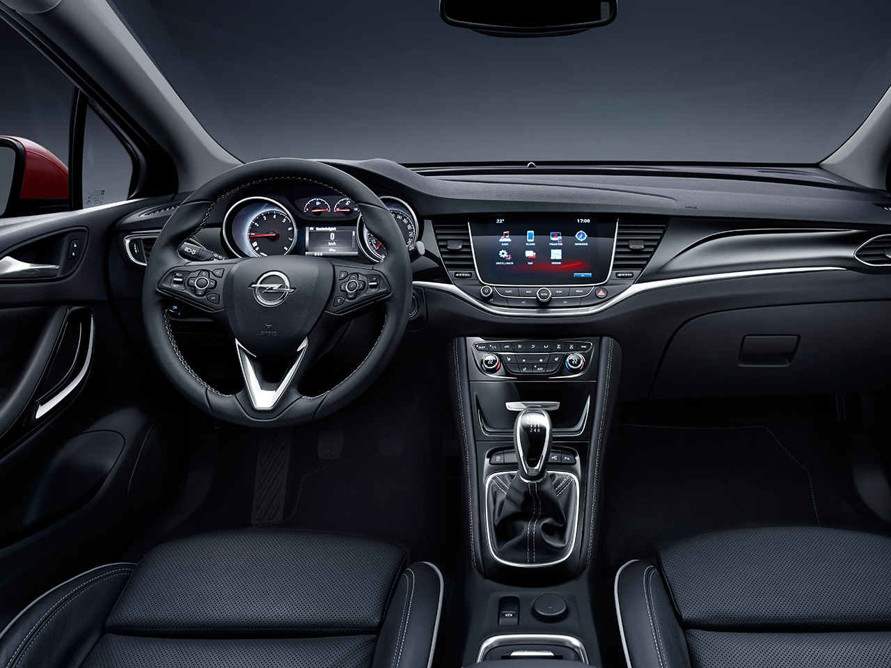 Opel Astra Sports Tourer 2016 Preis Motor Autozeitung De