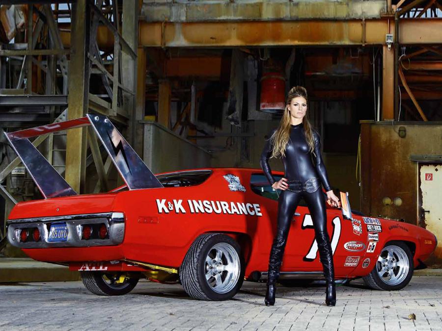 girls legendary  cars  von carlos kella