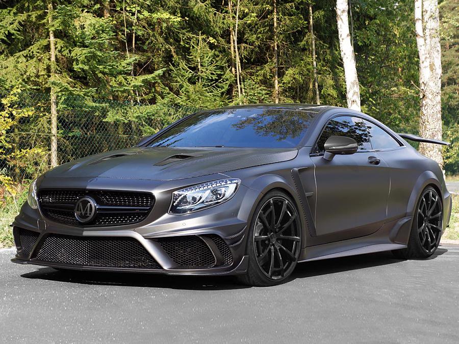 Mercedes-AMG S 63 Coupé: Tuning von Mansory | autozeitung.de