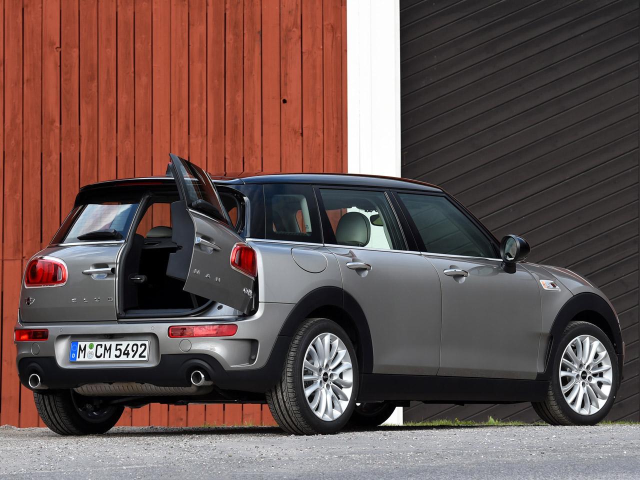 Neuer Mini Clubman 2015 Erste Fahrt Autozeitungde