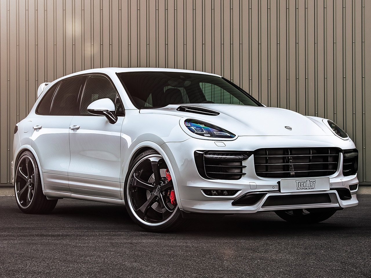 porsche cayenne tuning von techart. Black Bedroom Furniture Sets. Home Design Ideas