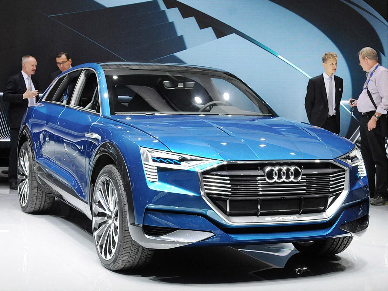 Audi Q6 E Tron >> Audi Q6 1. Generation | autozeitung.de