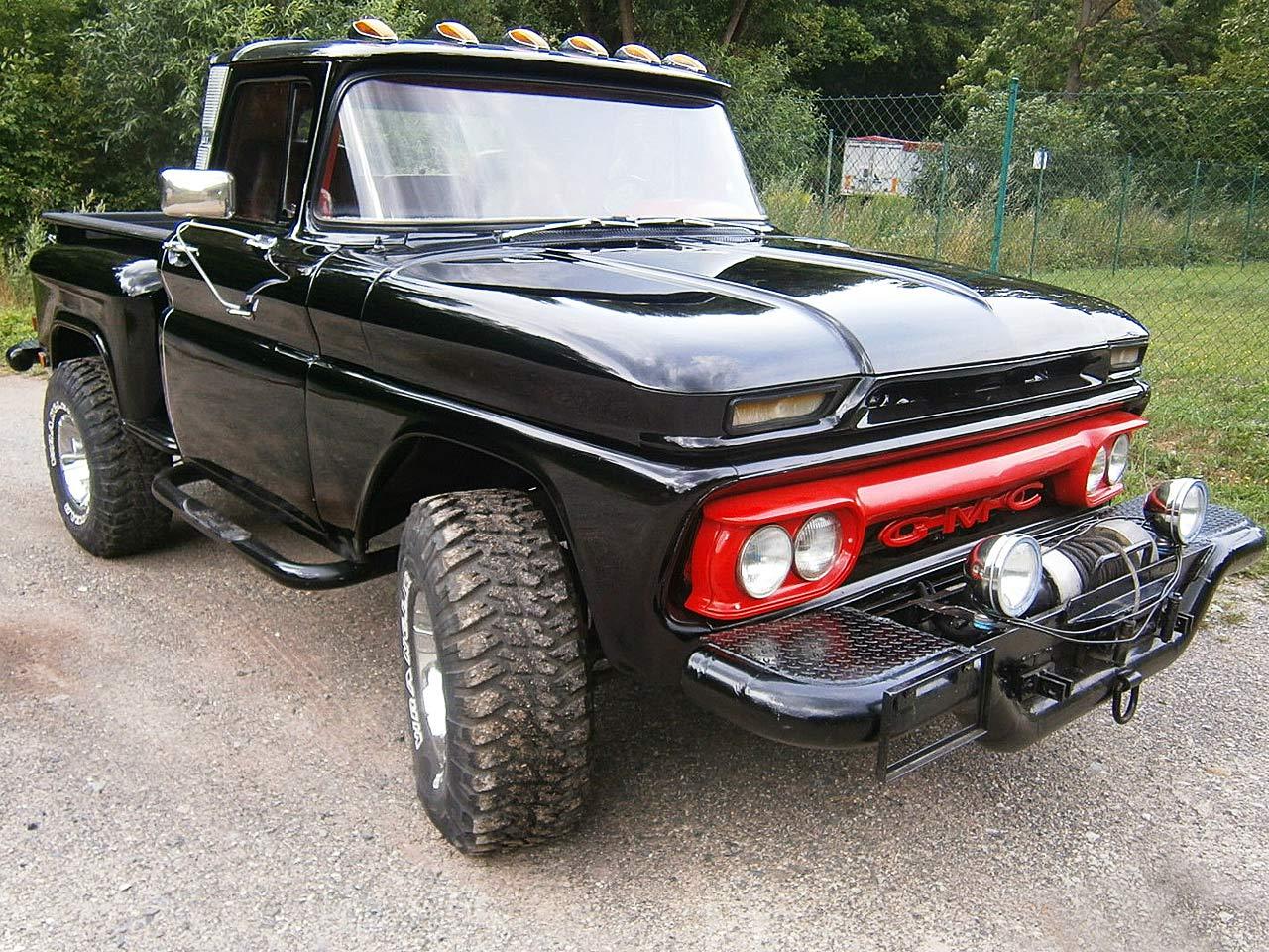 GMC K10: 1961er Pick-up im Netz | autozeitung.de