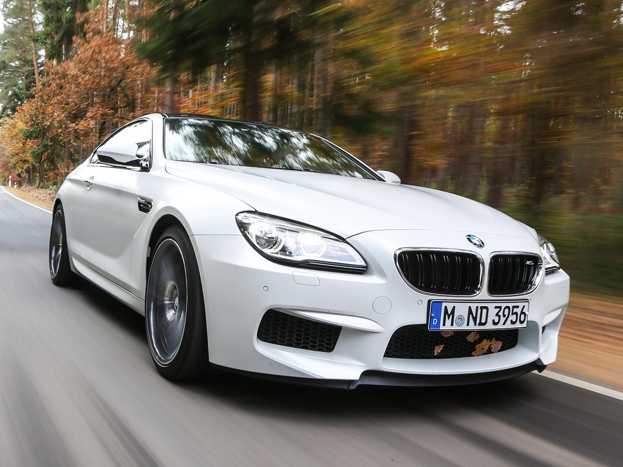 Bmw M6 Coupé Competition Test Autozeitung De