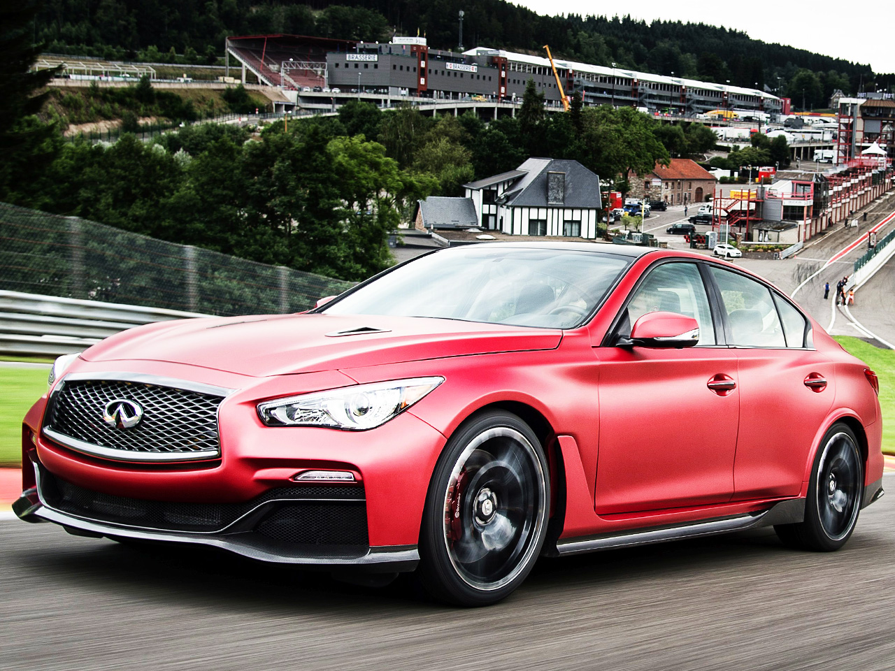 2020 Infiniti Q50 Coupe Eau Rouge Specs and Review