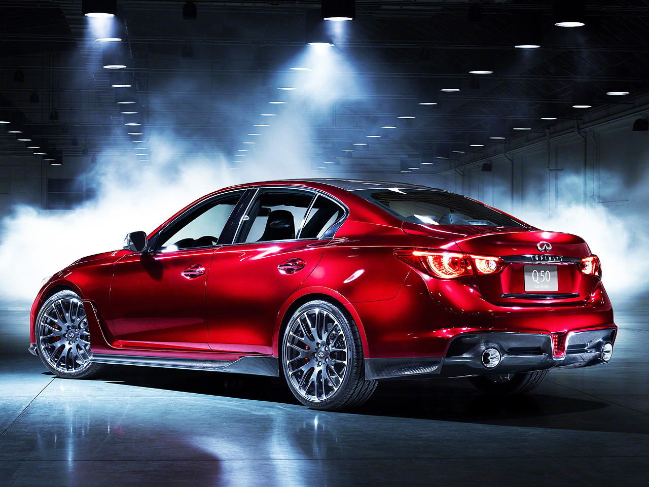2020 Infiniti Q50 Coupe Eau Rouge Redesign and Review