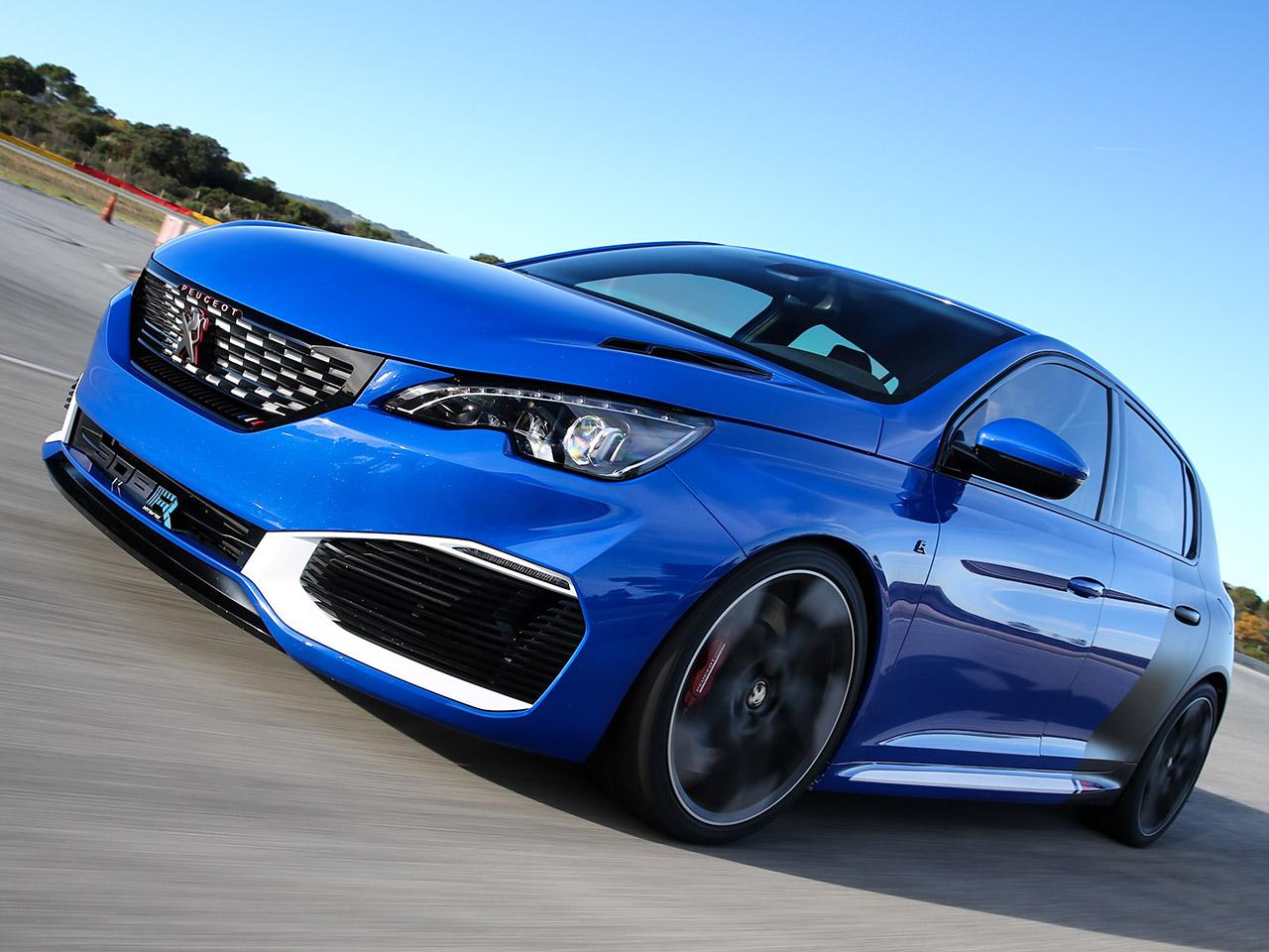 Peugeot 308 R Hybrid: Erste Testfahrt | autozeitung.de