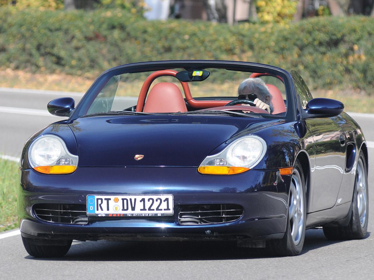 Porsche Boxster 986 Gebrauchtwagen Test Autozeitung De