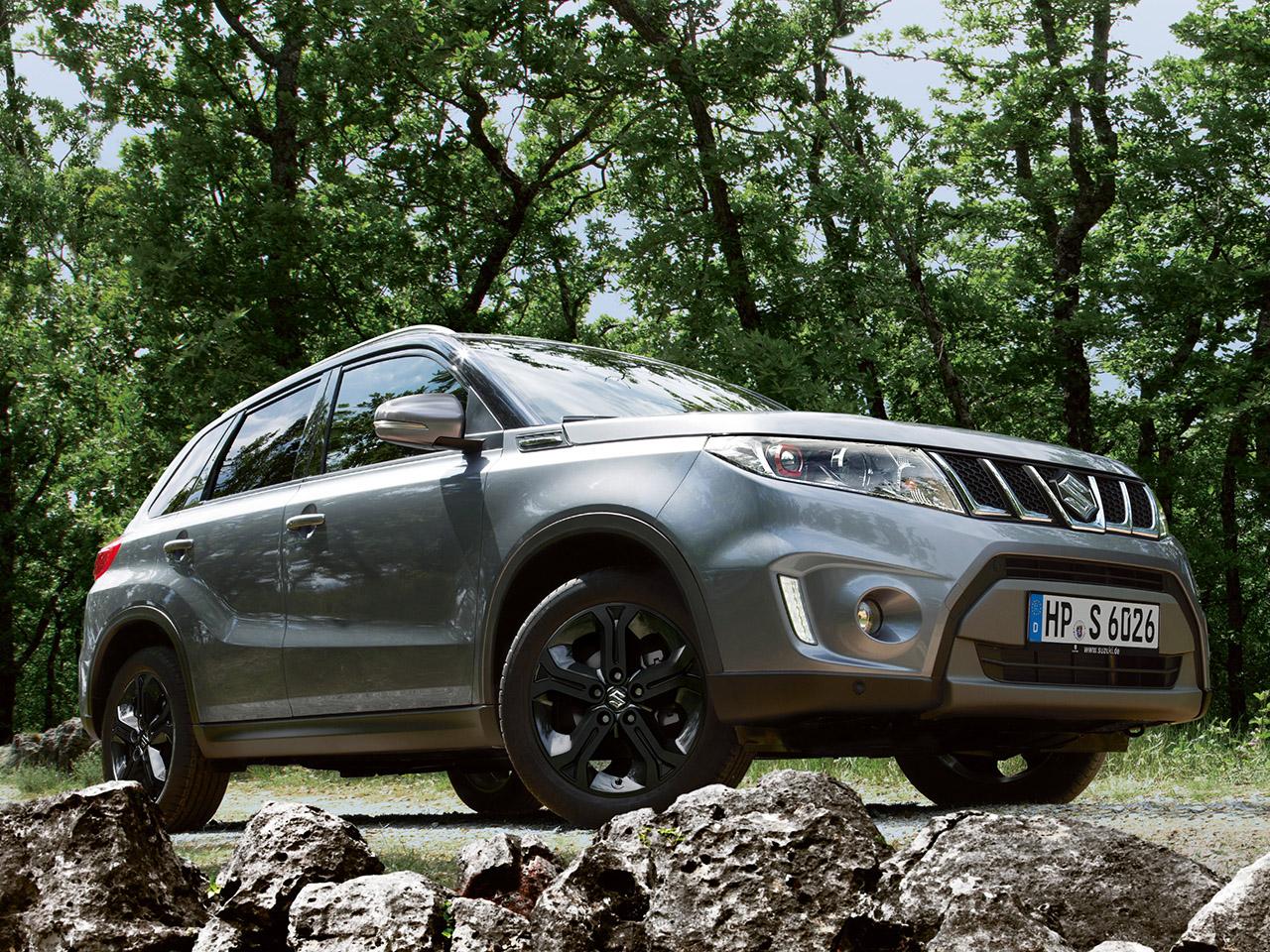 Fahrbericht Suzuki Vitara S