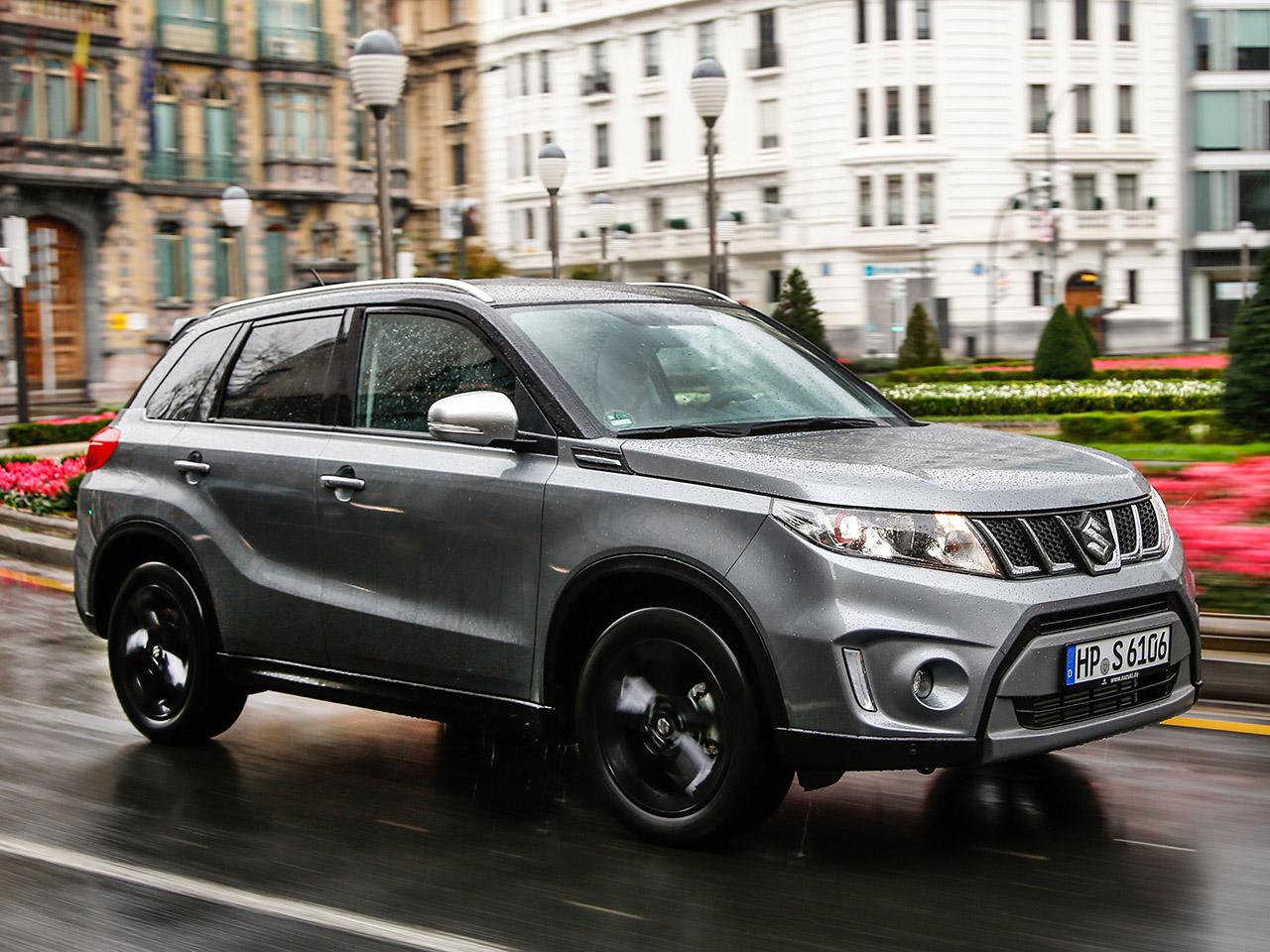 Neuer Suzuki Vitara S 2016 Erste Testfahrt Autozeitungde