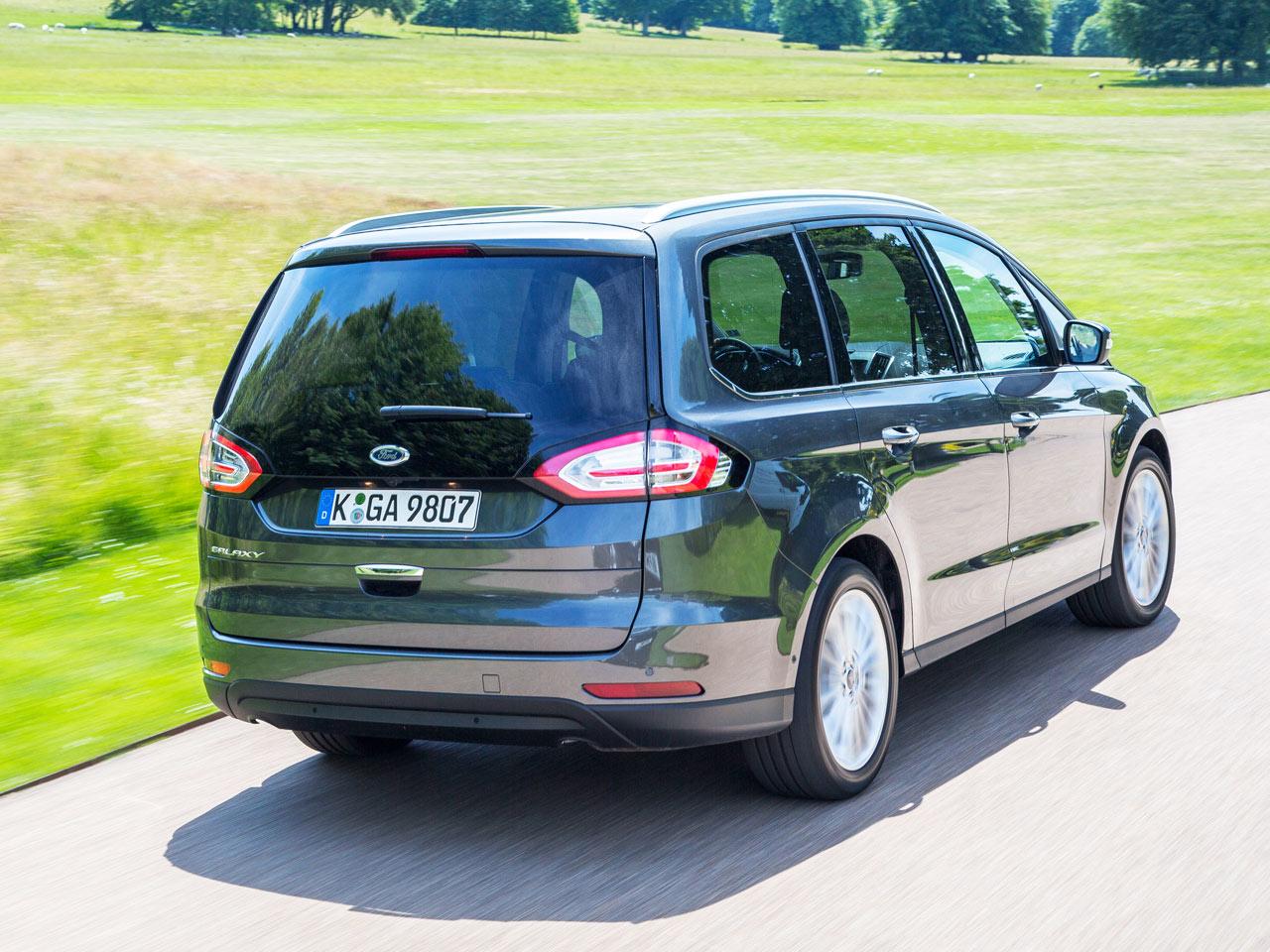 Ford Galaxy 20 Tdci Test Autozeitungde