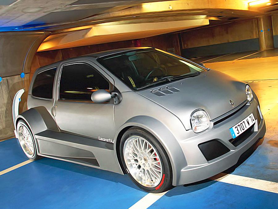 Renault Twingo V8: Tuning von Lazareth | autozeitung de