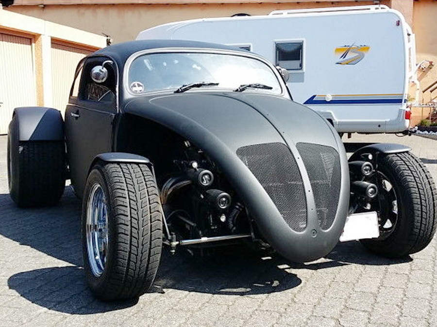 vw k fer als hot rod tuning. Black Bedroom Furniture Sets. Home Design Ideas