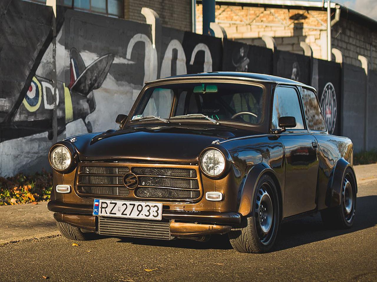 Trabant Mit Audi Tt Motor Tuning Autozeitung De