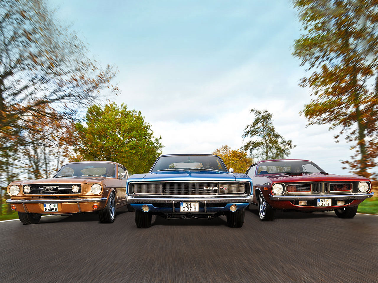 Ford Mustang GT/Shelby GT500: Classic Cars | autozeitung.de