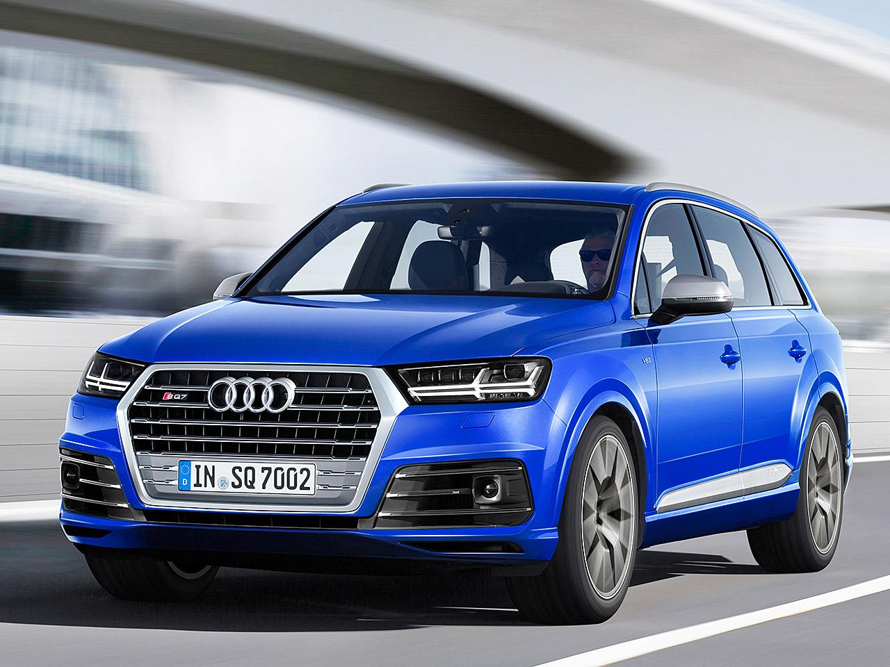 Audi Sq7 2016 Preis Update Autozeitung De
