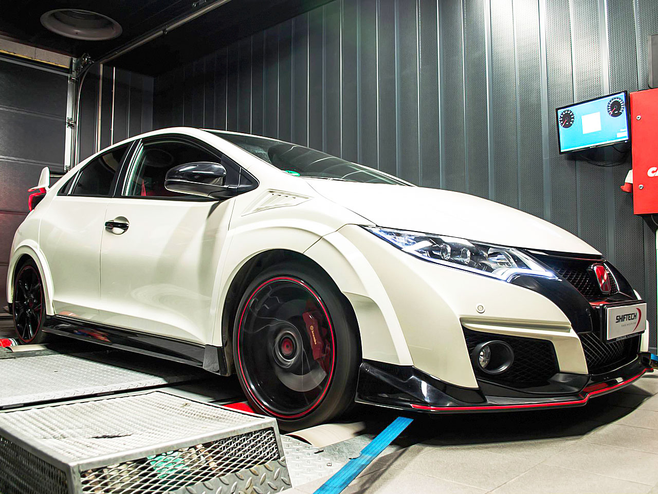 honda civic type r tuning von shiftech. Black Bedroom Furniture Sets. Home Design Ideas