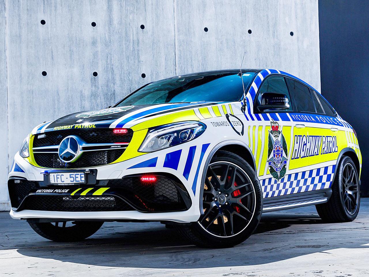VW Golf Sportwagen >> Mercedes-AMG GLE 63 S Coupé: Polizeiauto | autozeitung.de