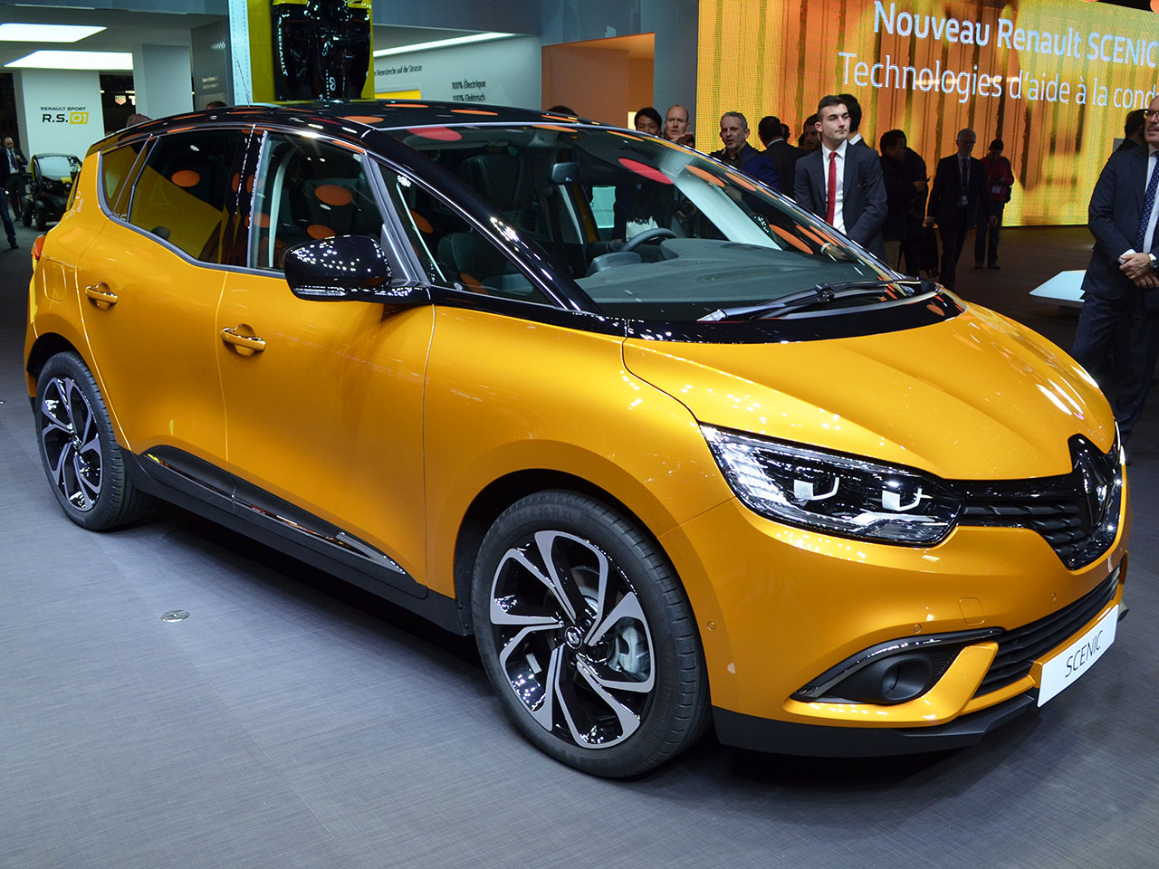 Renault Sc 233 Nic 2016 Preis Update Autozeitung De