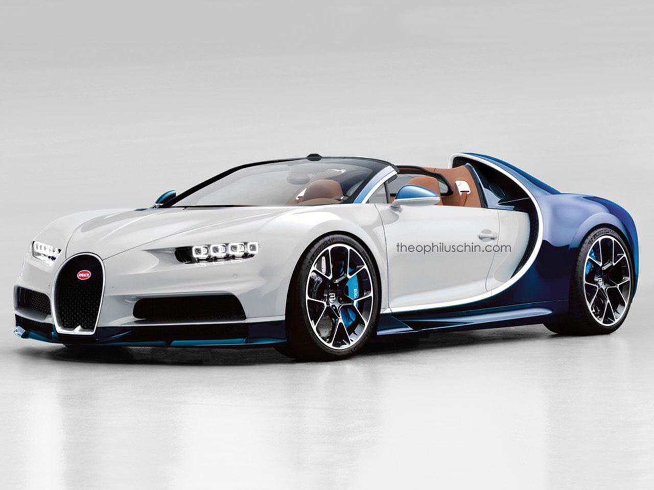 1ec7a6c2139b Bugatti Chiron (2016)  Preis   Motor   autozeitung.de