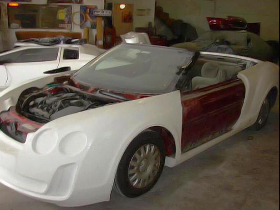 Bentley Continental Gtc Kit Car Tuning Autozeitung De