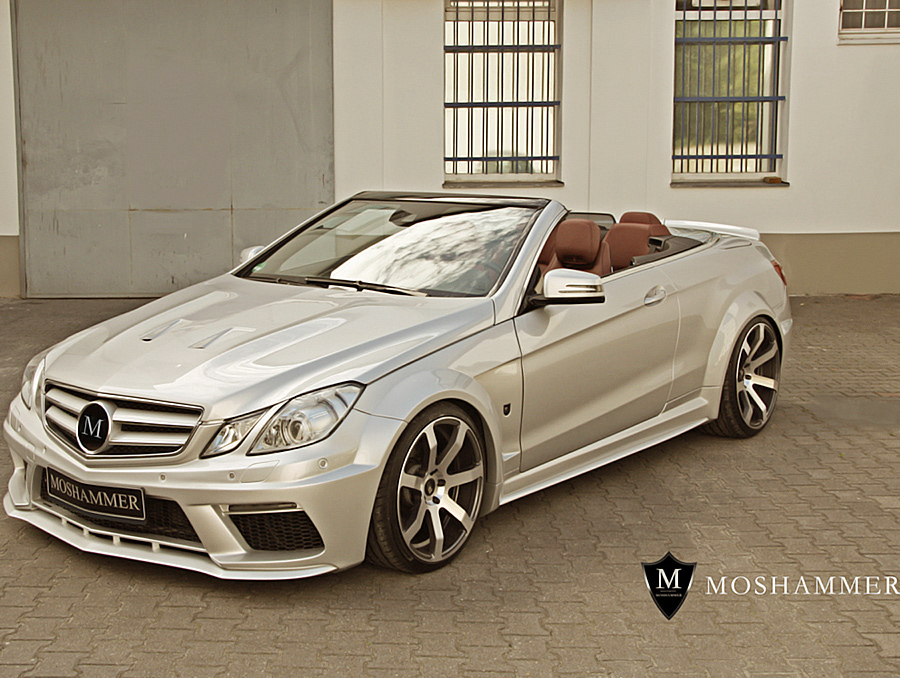 mercedes e klasse cabrio tuning. Black Bedroom Furniture Sets. Home Design Ideas
