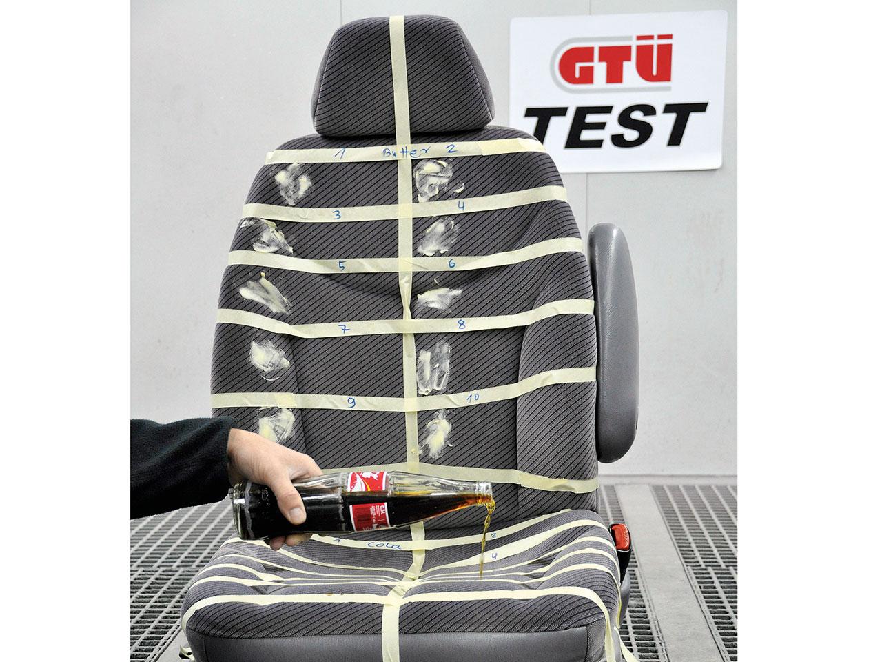 Polsterreiniger Test Autositze Reinigen Update Autozeitung De