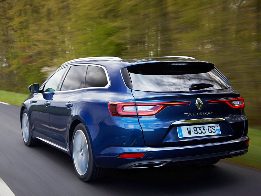 renault talisman grandtour 2016 preis update. Black Bedroom Furniture Sets. Home Design Ideas